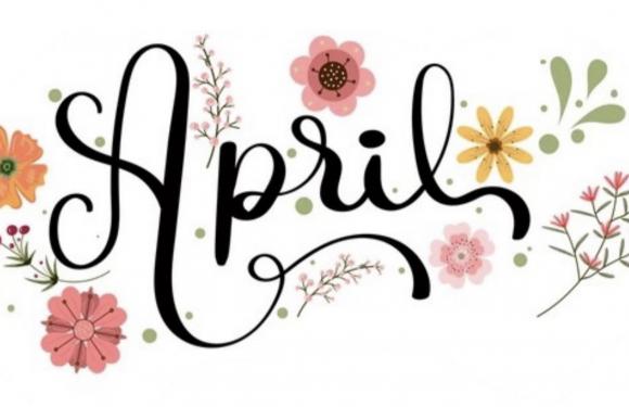 April Springwood Events